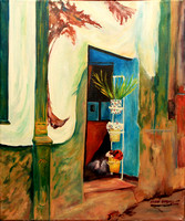 Havana Doorway  -    Available